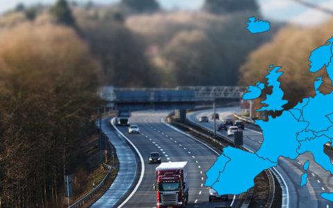 Transport marfa Europa
